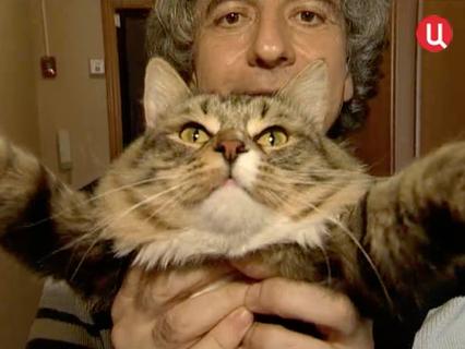 """Наши любимые животные. """"В гостях у Симона Осиашвили"""""""