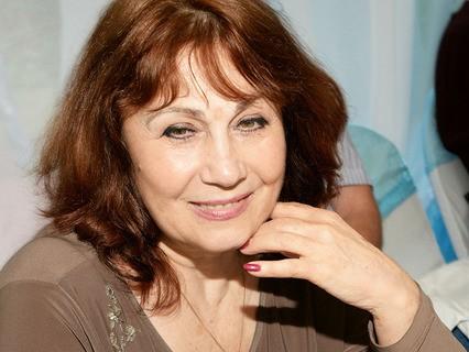 """Ксения Георгиади: """"Мою судьбу предсказала медсестра"""""""