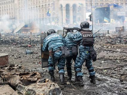 Майдан. 2014 год