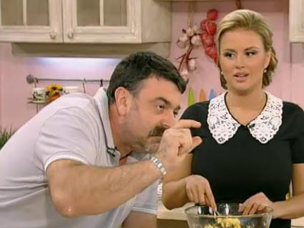 Барышня и кулинар Эфир от 25.11.2012
