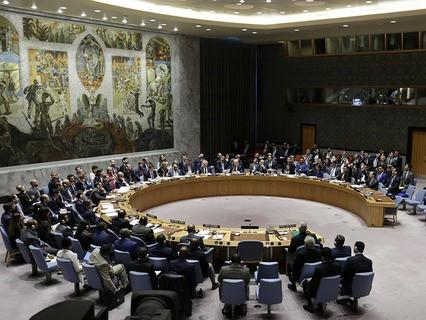 По требованию России прошло экстренное заседание Совбеза ООН