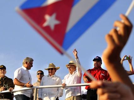 Парламент Кубы назовёт имя нового главы государства