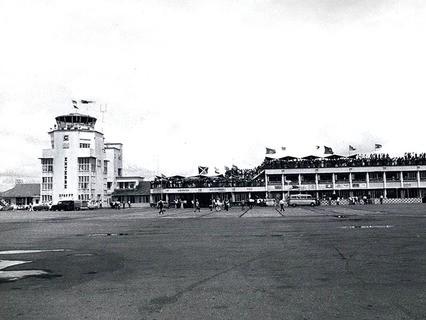 Аэропорт Энтеббе в Уганде