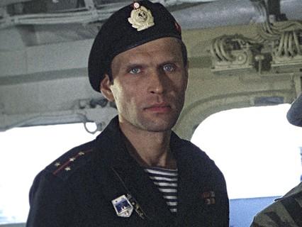 Актёр Вадим Спиридонов