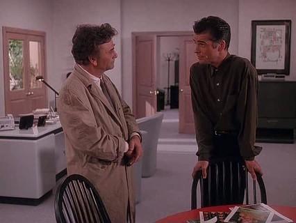 "Коломбо. Анонс. ""Коломбо сеет панику"""