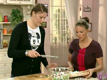 Барышня и кулинар Эфир от 02.10.2011