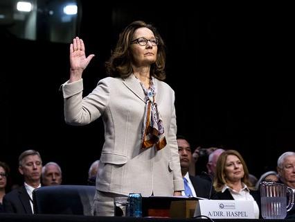 Глава ЦРУ США Джина Хаспел