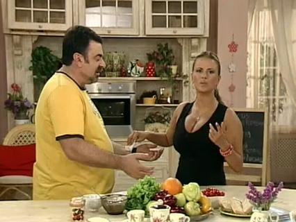 Барышня и кулинар Эфир от 07.08.2011
