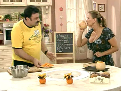 Барышня и кулинар Эфир от 31.07.2011