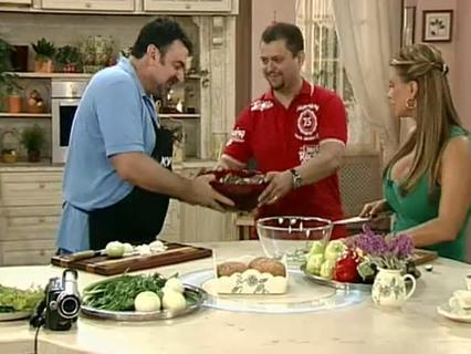 Барышня и кулинар Эфир от 17.07.2011