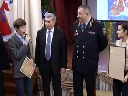 Петровка, 38 Эфир от 31.12.2012
