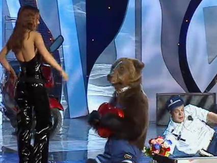 Смех с доставкой на дом Эфир от 29.12.2012