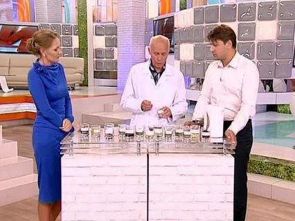 Доктор И... Эфир от 24.09.2013 (00:22:35)