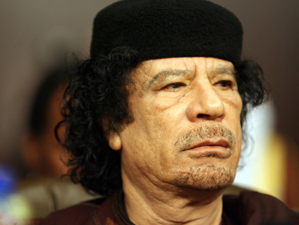 Документальное кино Леонида Млечина. Полковник Каддафи. Джихад против шоколада