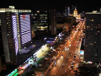 Наша Москва. Звуки города