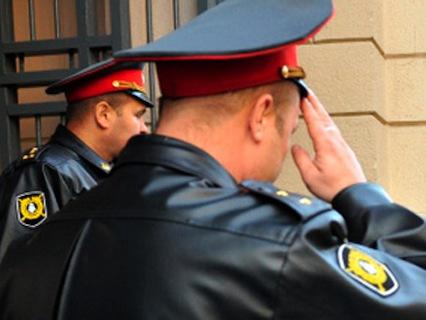 Наша Москва. Патрульный полицейский
