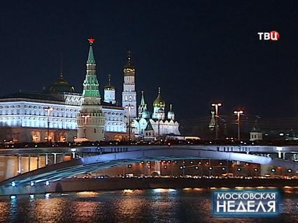 Московская неделя Эфир от 03.11.2013 14:50