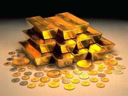 Золото: власть над миром. 3-я серия. Серия 3