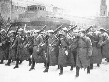 Наша Москва. Линия обороны