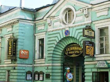 Наша Москва. Театральный ремонт
