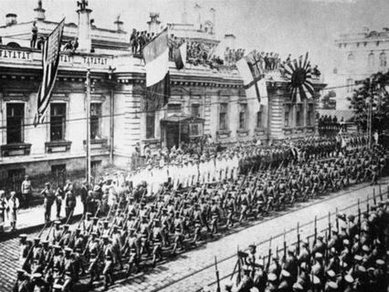 Документальное кино Леонида Млечина. Судьба Дальневосточной республики