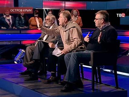 Право голоса. Остров Крым