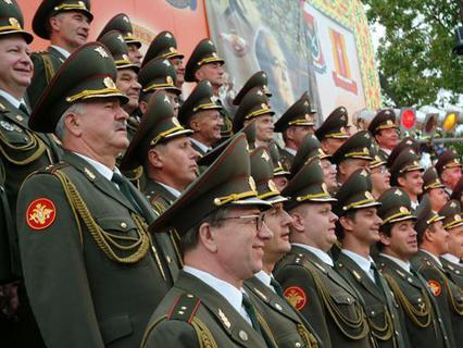 Наша Москва. Боевая единица