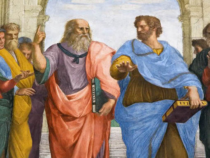Православная  энциклопедия. Философия - служанка богословия