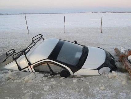Истории спасения. Ледяной капкан