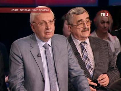 Право голоса. Крым: возвращение домой. Часть 2-я