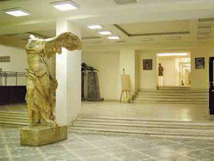Наша Москва. Академия художеств
