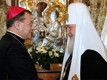 Православная  энциклопедия. Католицизм и православие
