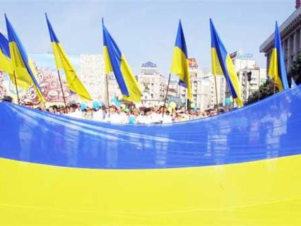"""Специальный репортаж """"Событий"""". Украина. Восточный вопрос"""
