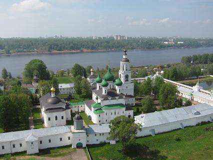 Православная  энциклопедия. Толгский монастырь