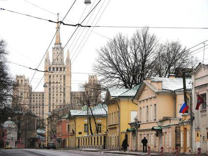 Наша Москва. Никитская улица