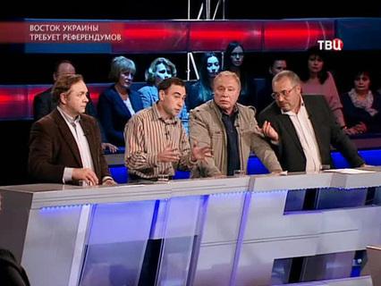 Право голоса. Восток Украины требует референдумов