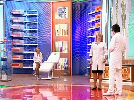 """""""Врачи"""". Ток-шоу. Эфир от 02.10.2012"""