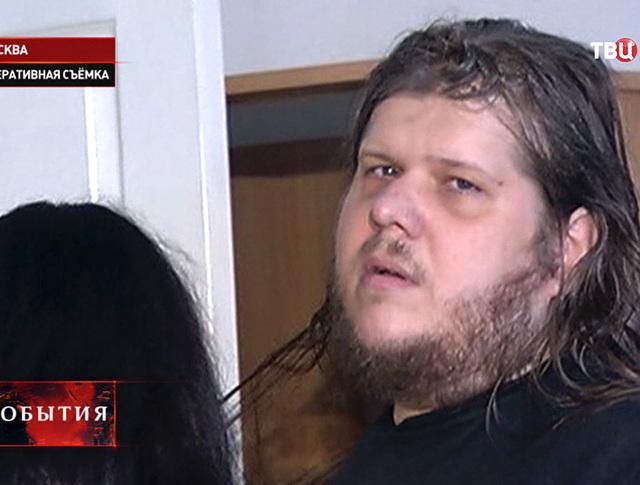 """Основатель секты """"бога Кузи"""" Андрей Попов"""