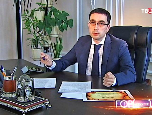 Руководитель Московского УФАС России Рачик Петросян