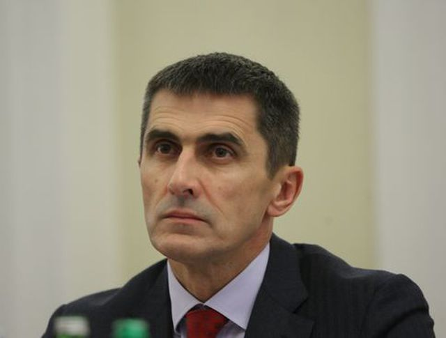 Генеральный прокурор Украины Виталий Ярема