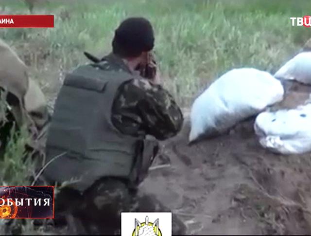 Военные действия на Украине