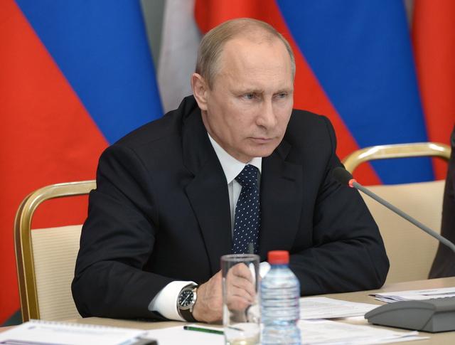 владимир путин официальный сайт: