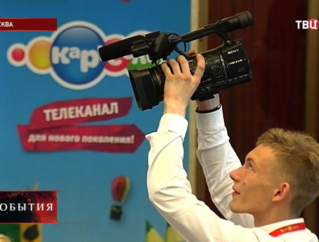 """Фестиваль детского телевидения в """"Останкино"""""""