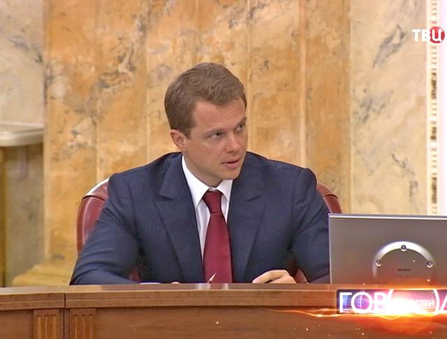 Максим Ликсутов, заместитель мэра Москвы по вопросам транспорта