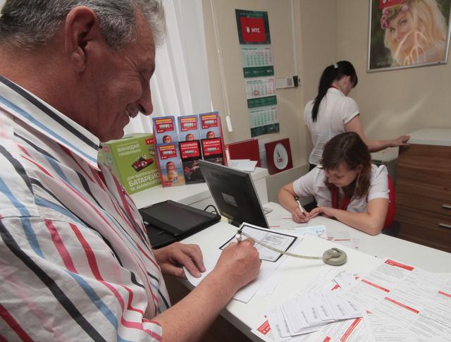 Продажа sim-карт с российскими номерами в Крыму