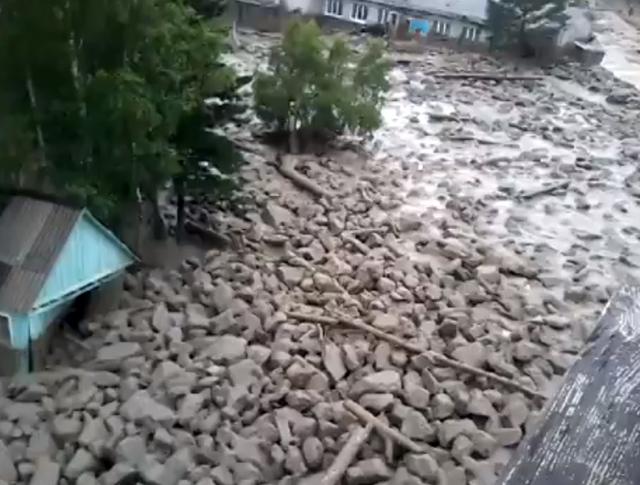 Потоп в Бурятии