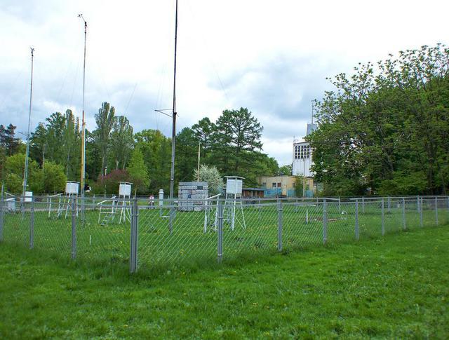 Метеорологическая станция на ВДНХ