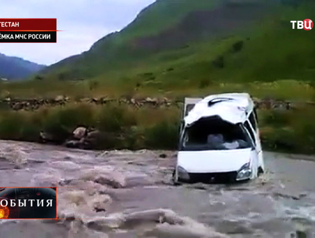 ДТП в Дагестане