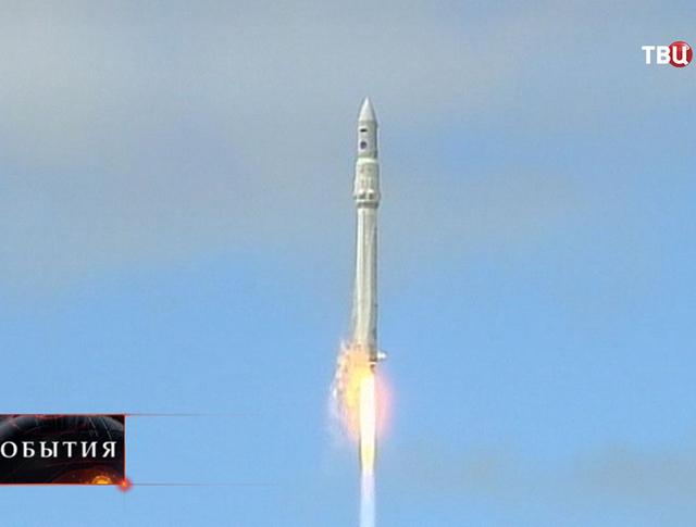 """Запуск ракеты-носителя """"Ангара-1.2ПП"""""""
