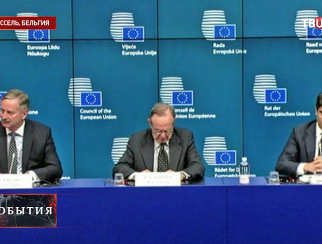 Заседания Комитета постоянных представителей стран-членов ЕС